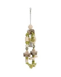 ZOLUX Amaro medinis žaislas papūgoms 14 cm