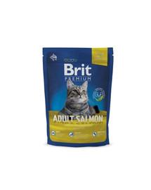 BRIT Brit Premium Cat Adult Salmon 1,5 kg