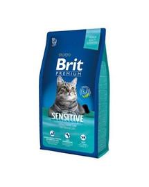 BRIT Premium Cat Sensitive 1.5kg