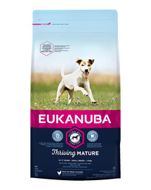 EUKANUBA Thriving Mature Small Breed 2kg