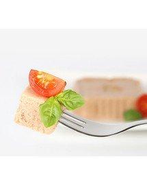 ANIMONDA Vom Feinsten Cat Castrate konservai su kalakutiena ir pomidorais 100 g