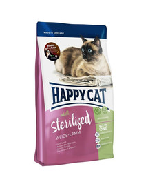 HAPPY CAT Supreme Sterilised ėriena 10 kg
