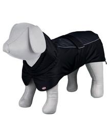 Trixie žieminis paltas Prime, L 62 cm, juodas-pilkas