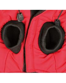 TRIXIE Palermo Winter Coat žieminė liemenė S 36 cm raudona