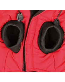 Trixie Palermo Winter Coat XS 27 cm Red