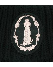 Trixie King Dog megztinis šunims S 35 cm juodas