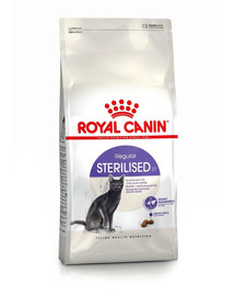 ROYAL CANIN Sterilised 37 10 kg + 2 kg DOVANA