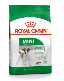 ROYAL CANIN Mini Adult 8+1 kg DOVANA