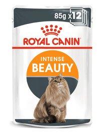 Royal Canin Intense Beauty padaže 85 g X 12