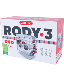 ZOLUX narvelis RODY3 DUO red