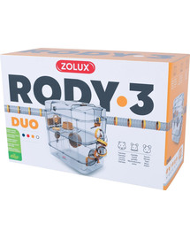 ZOLUX narvelis RODY3 DUO yellow