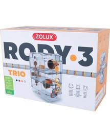 ZOLUX narvelis RODY3 TRIO yellow