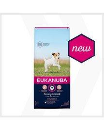 EUKANUBA Caring Senior Small Breed 15kg