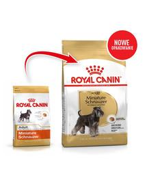 Royal Canin Miniature Schnauzer Adult 7,5 kg