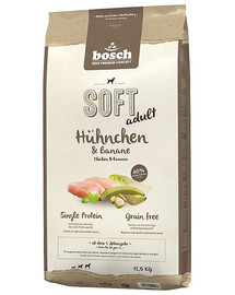 Bosch Soft Chicken&Banana 12,5 kg