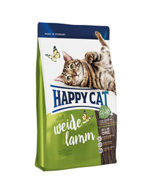 HAPPY CAT Fit & Well Indoor Adult su ėriena 10 kg