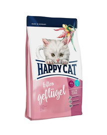 HAPPY CAT Supreme Kitten su vištiena 1,4 kg