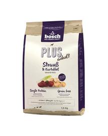 BOSCH Plus su strutiena ir bulvėmis 1 kg
