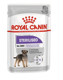 ROYAL CANIN Sterilised konservai 12 x 85 g