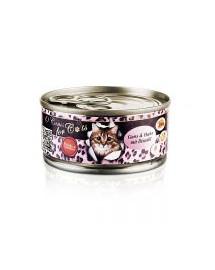 O'CANIS konservai katėms su žąsiena ir saulėgrąžų aliejumi 100 g