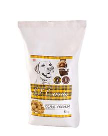 O'CANIS šunų maistas su elniena 5 kg