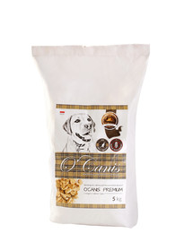 O'CANIS šunų maistas su kengūriena 5kg