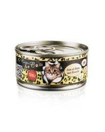 O'CANIS konservai katėms su antiena ir saulėgrąžų aliejumi 100 g
