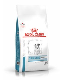 ROYAL CANIN Dog skin care junior small dog 2 kg