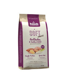 BOSCH Soft Mini su patarška ir saldžiosiomis bulvėmis 1 kg