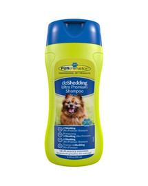Furminator deShedding Ultra Premium šampūnas nuo šėrimosi 250 ml