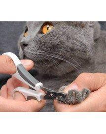 Catit trumpaplaukių kačių kailio priežiūros rinkinys