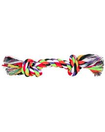 Trixie žaislas medvilninė virvė 15 cm