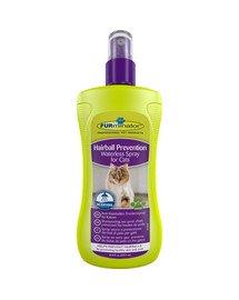 Furminator sausas šampūnas katėms nuo kailio sąvelų susidarymo 250 ml