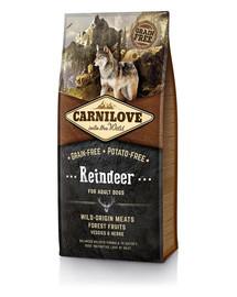 CARNILOVE Pes Adult Renifer 12 kg