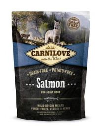 CARNILOVE Pes Adult Losos 1,5 kg