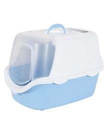ZOLUX kraiko dėžė CATHY Easy Clean su mėlynos spalvos filtru