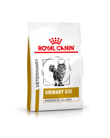 Royal Canin Vet Cat Urinary Moderate Calorie 9 kg