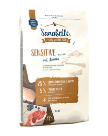 BOSCH Sanabelle Sensitive Lamb 10 kg