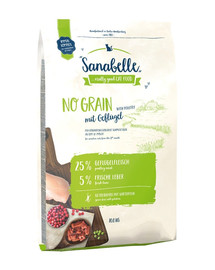 BOSCH Sanabelle No grain Chicken 10 kg