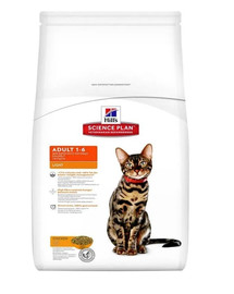 Hill'S Science Plan Feline Adult Light Chicken 5 kg