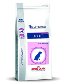 ROYAL CANIN Vcn neutered adult - 10 kg