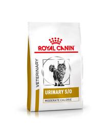 Royal Canin Vet Cat Urinary Moderate Calorie 9 kg