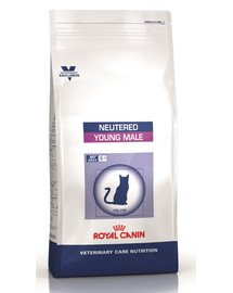 Royal Canin Vet Cat Young Male 1.5 kg