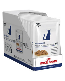 ROYAL CANIN Cat Neutered Adult Maintenance konservai 100 g