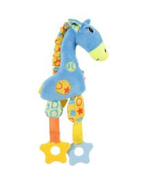 ZOLUX Puppy žaislas žirafa mėlyna 29 cm