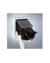 Trixie elektromagnetinė durų landa Freecat De Luxe balta