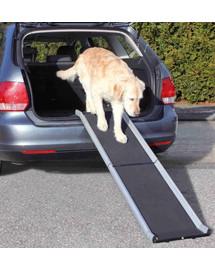 TRIXIE aliuminė rampa šunims 38 × 155 cm