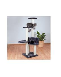 Trixie Alicante kačių stovas 45x45x142 cm pilkas