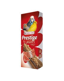 Versele-Laga Prestige millet Red 100 g - burbuolės su raudonomis soromis