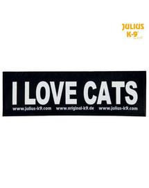 Trixie lipdukas 2 Julius-K9, S, I Love Cats